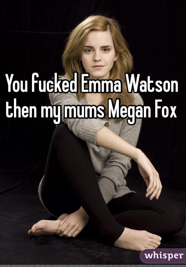 Emma Watson Getting Fucked photo 5