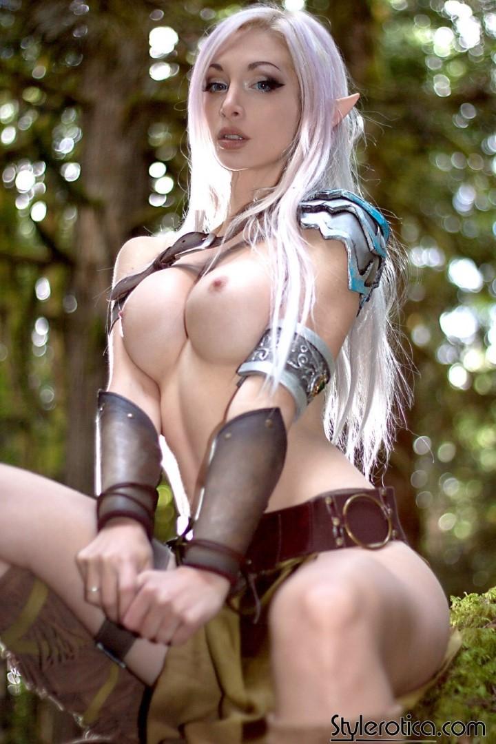 Kato Cosplay Nude photo 23