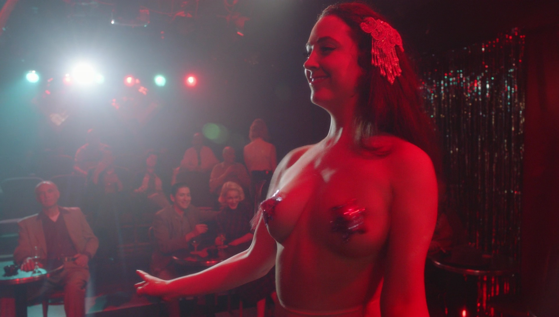 Ms Maisel Topless photo 7