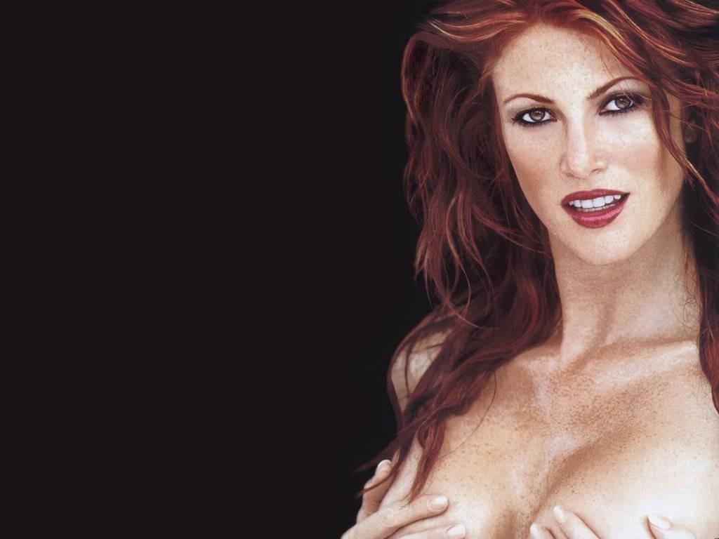 Angie Everhart Playboy Pics photo 4