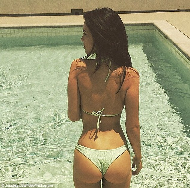 Jessica Lowndes Ass photo 25