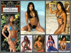 Gail Kim Hot photo 27