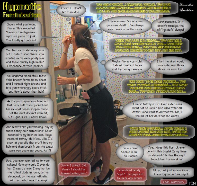 Forced Feminization Hypnosis photo 20