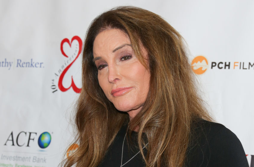 Caitlyn Jenner Topless photo 22