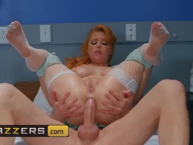 Redhead Nurse Porn photo 6