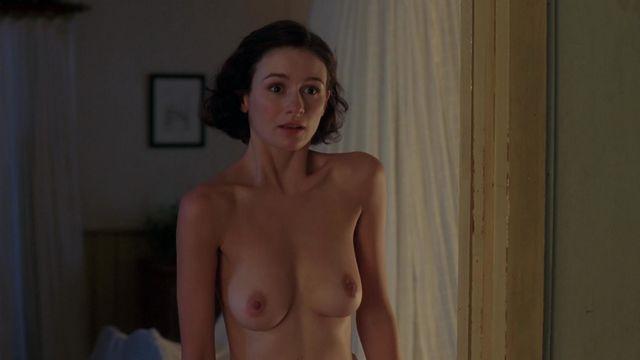 Emily Mortimer Topless photo 11