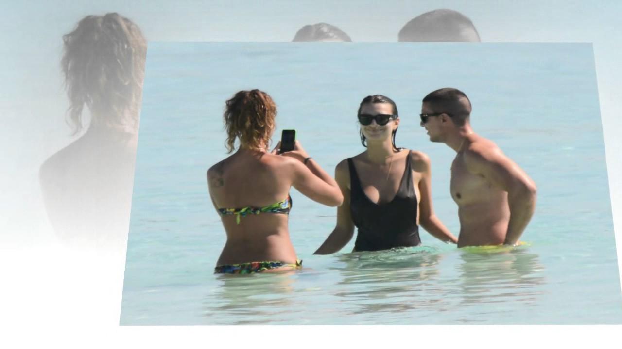 Emily Ratajkowski Mexico Beach Pictures photo 26