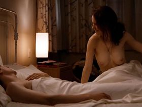 Ms Maisel Topless photo 15
