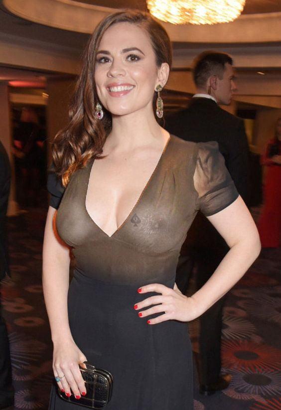Hayley Atwell Leaked Photo photo 18