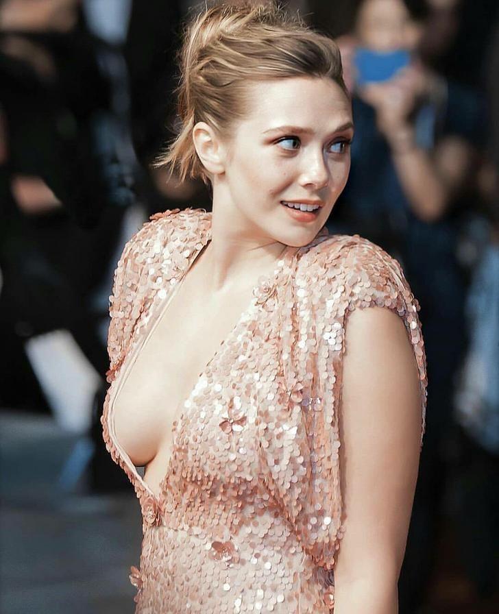 Elizabeth Olsen Hot Pics photo 14