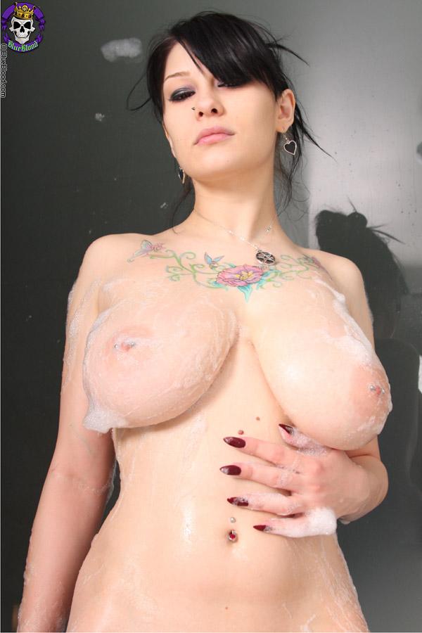 Big Titty Goth Slut photo 11