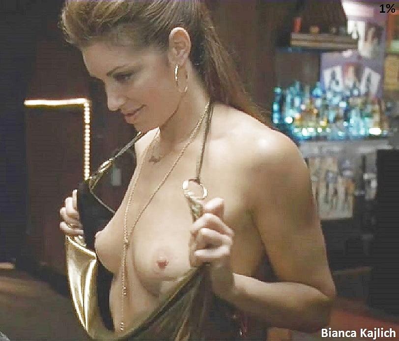 Bianca Kajlich Nipples photo 27