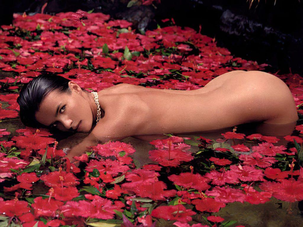 Katarina Witt Playboy Spread photo 1