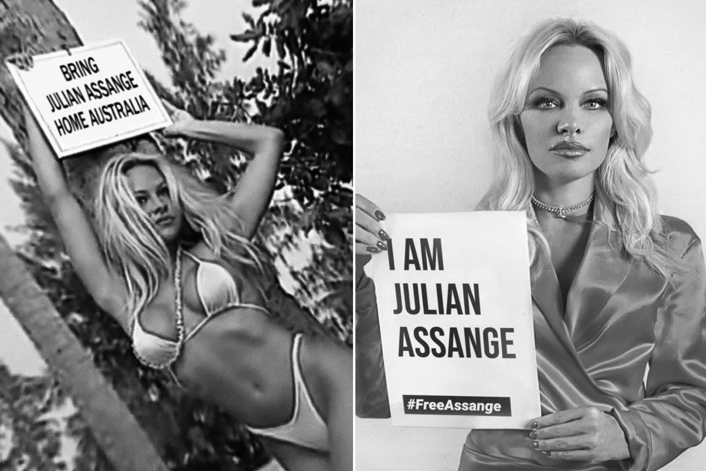 Pamela Anderson Free Video photo 14