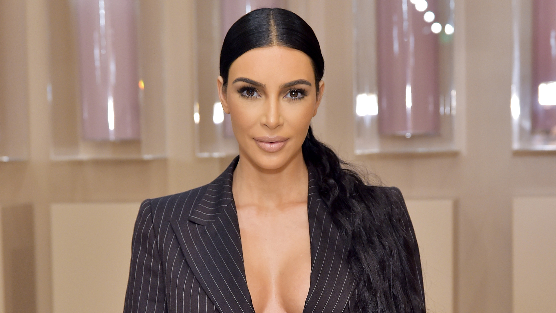 Kim Kardashian Nipples Uncensored photo 8