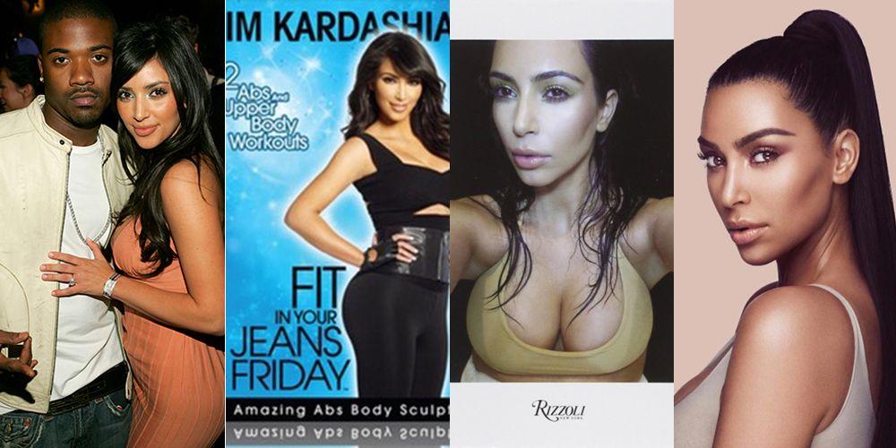 Celebrity Porn Kim K photo 8