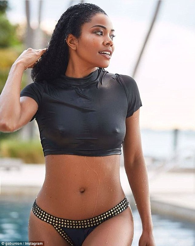 Gabrielle Union Nake photo 1