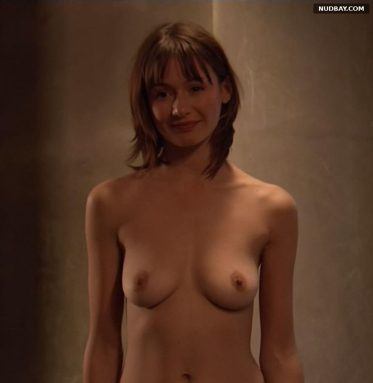 Emily Mortimer Topless photo 24