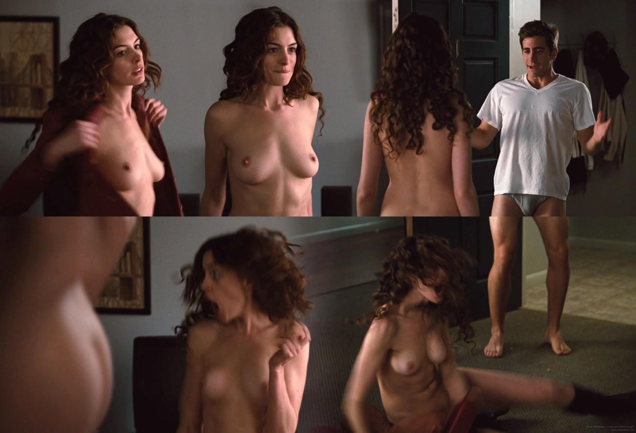 Anne Hathway Naked photo 14