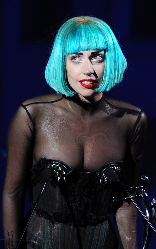 Lady Gaga Sexy Video photo 1