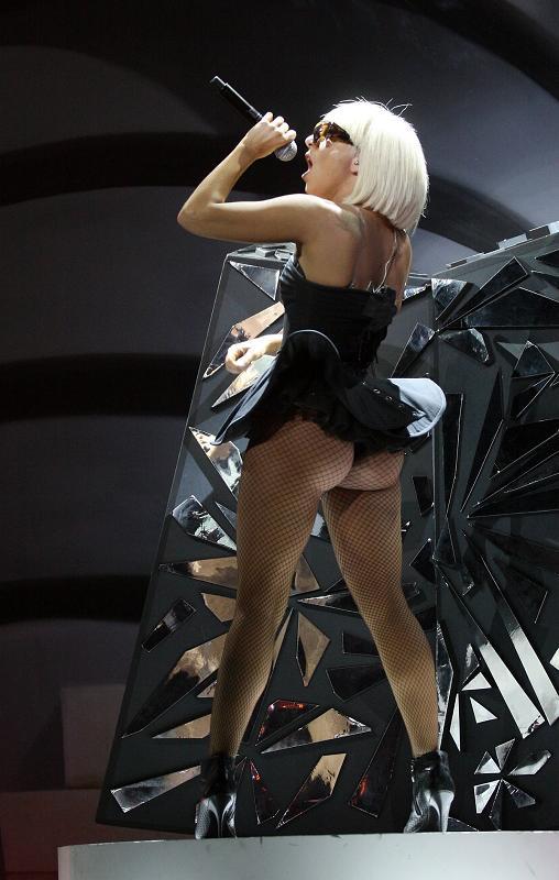 Lady Gaga Ass Pics photo 30