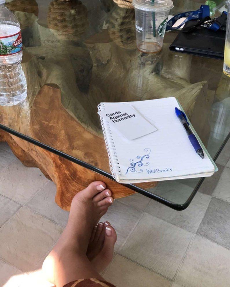 Crystal Westbrooks Feet photo 8