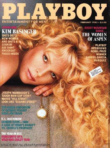 Kim Basinger Playboy Magazine photo 16