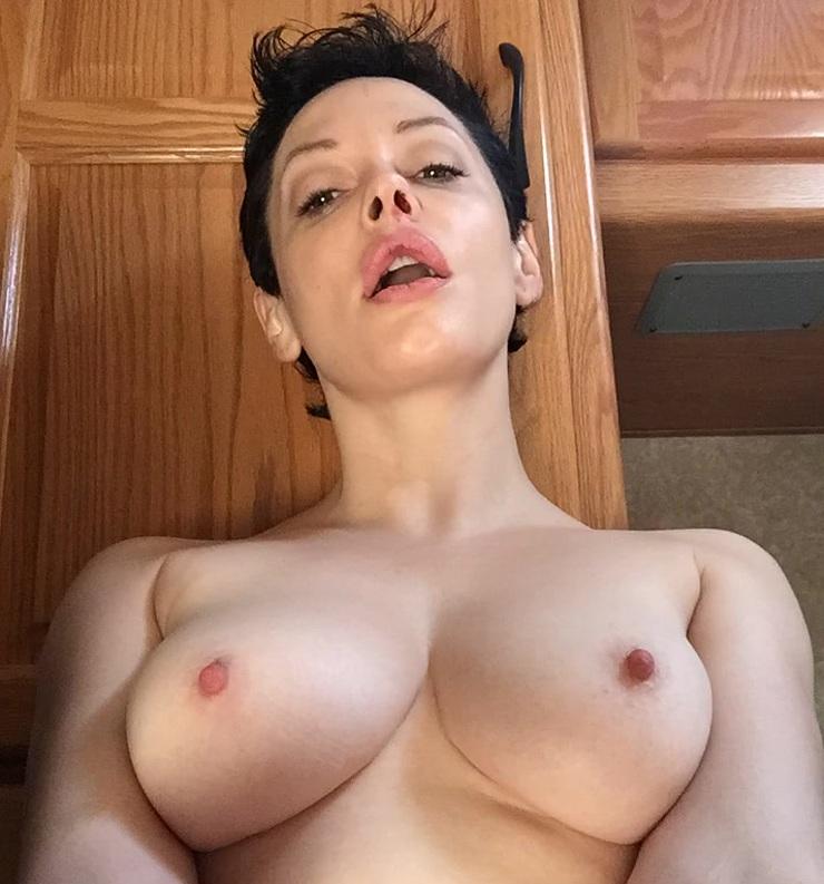 Rose Mcgowen Topless photo 27