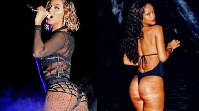 Beyonce Bikini Butt photo 4