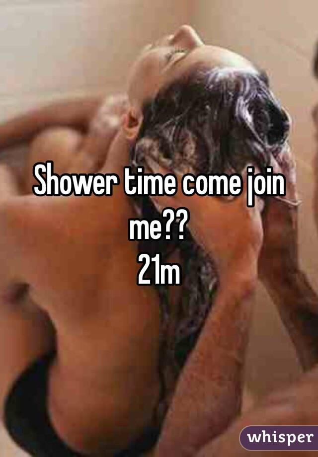 Join Me In The Shower photo 13