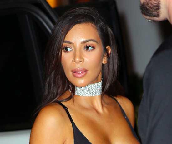 Kim Kardashian Nipples Uncensored photo 2
