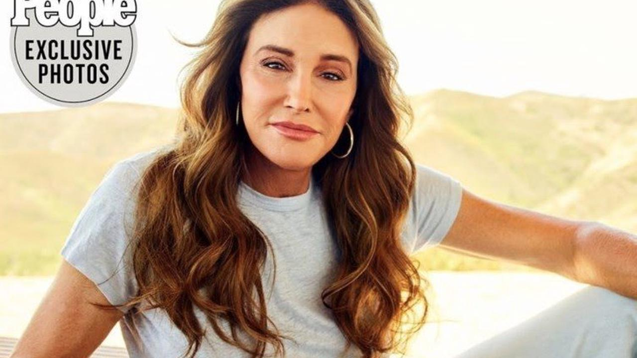Caitlyn Jenner Topless photo 23
