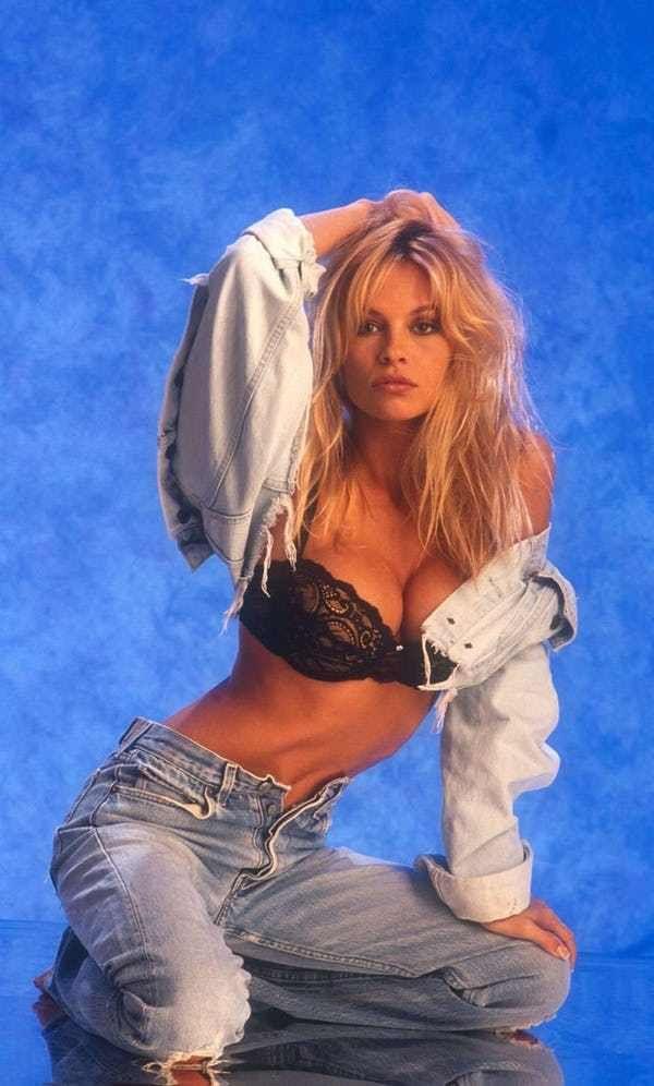 Pamela Anderson Free Video photo 7