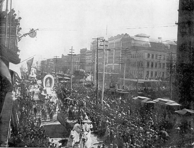 Vintage Mardi Gras Photos photo 16