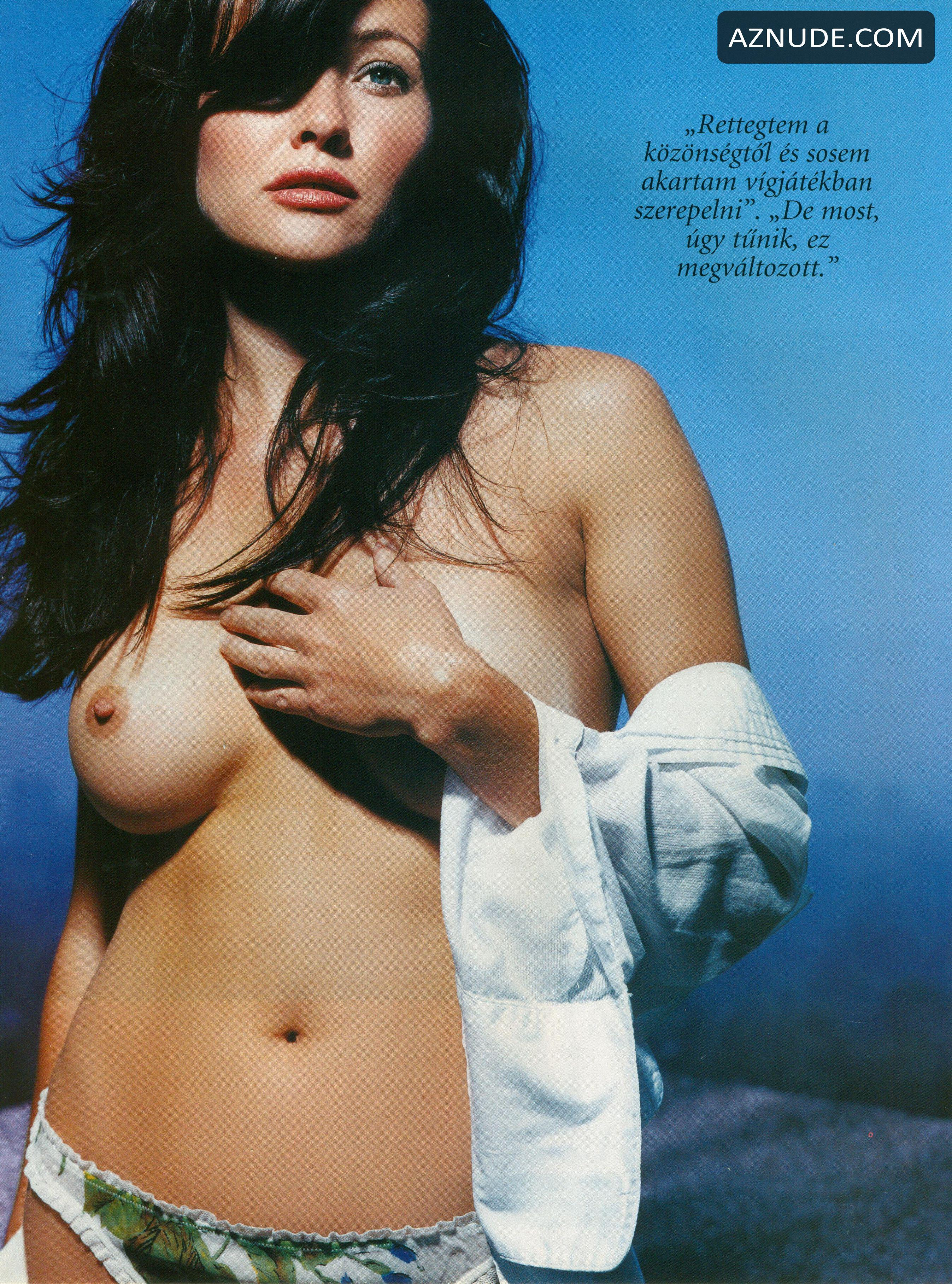Shannon Doherty Tits photo 27