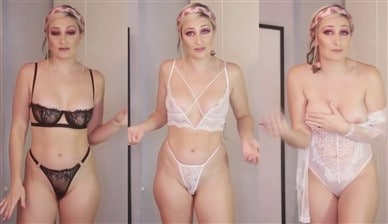 Holly Wolf Nude Cosplay photo 9