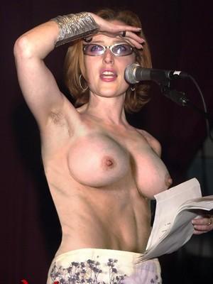 Gillian Anderson Real Nude photo 29