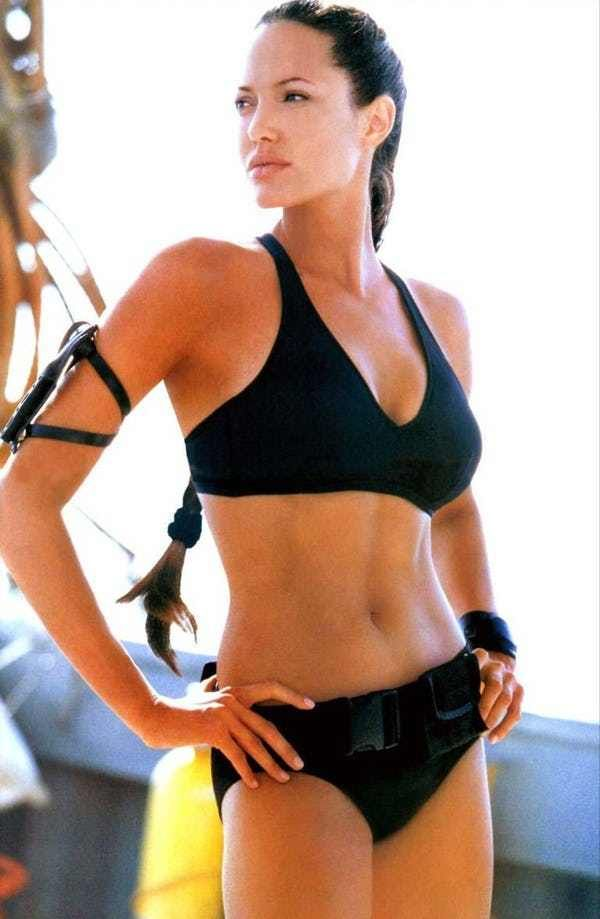 Angelina Jolie Hottest Pics photo 8