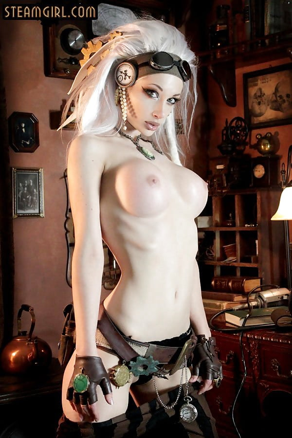 Kato Cosplay Nude photo 11