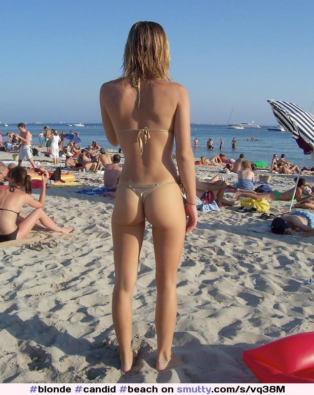 Candid Beach Butts photo 10