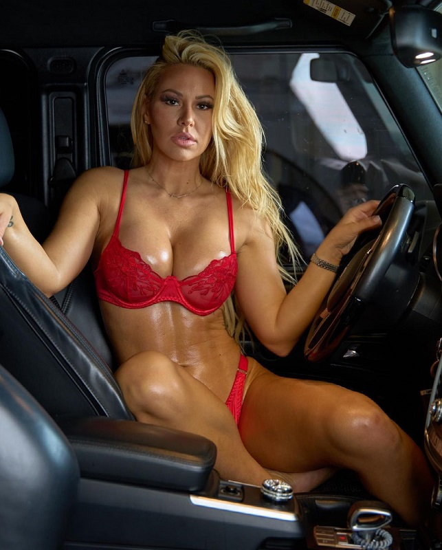 Kindly Myers Onlyfans photo 14