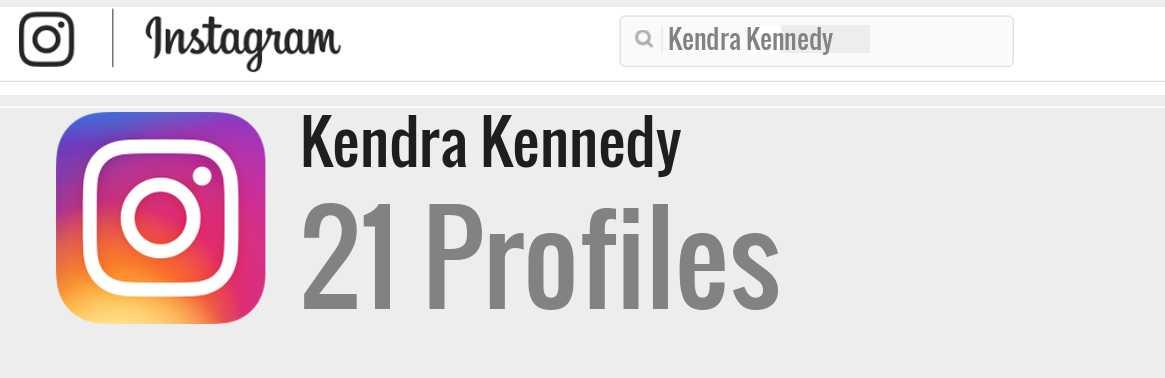 Kendra Kennedy Twitter photo 8