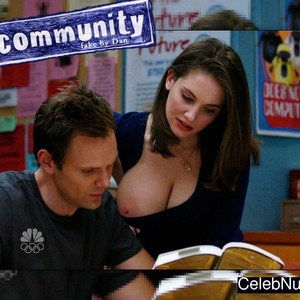 Alison Brie Leaked photo 23