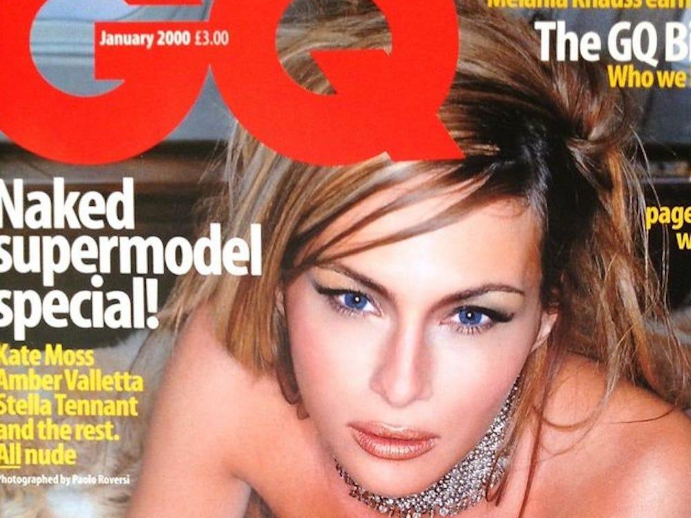 Dirty Scandalous Photos Of Melania Trump photo 28