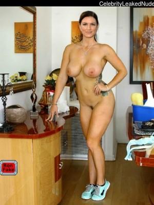 Gina Joy Carano Naked photo 16