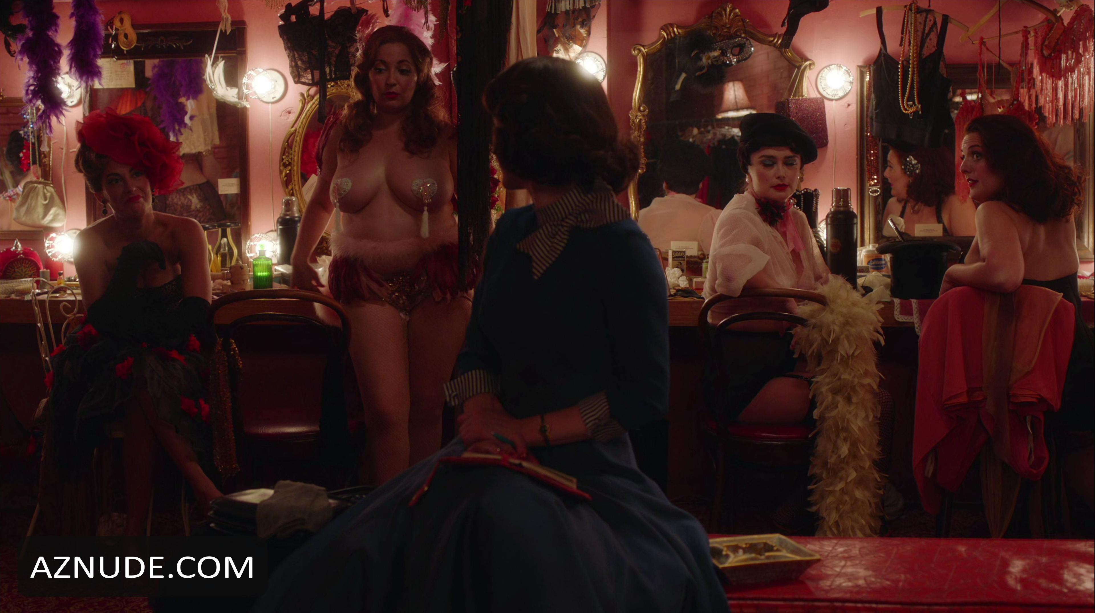 Ms Maisel Topless photo 21