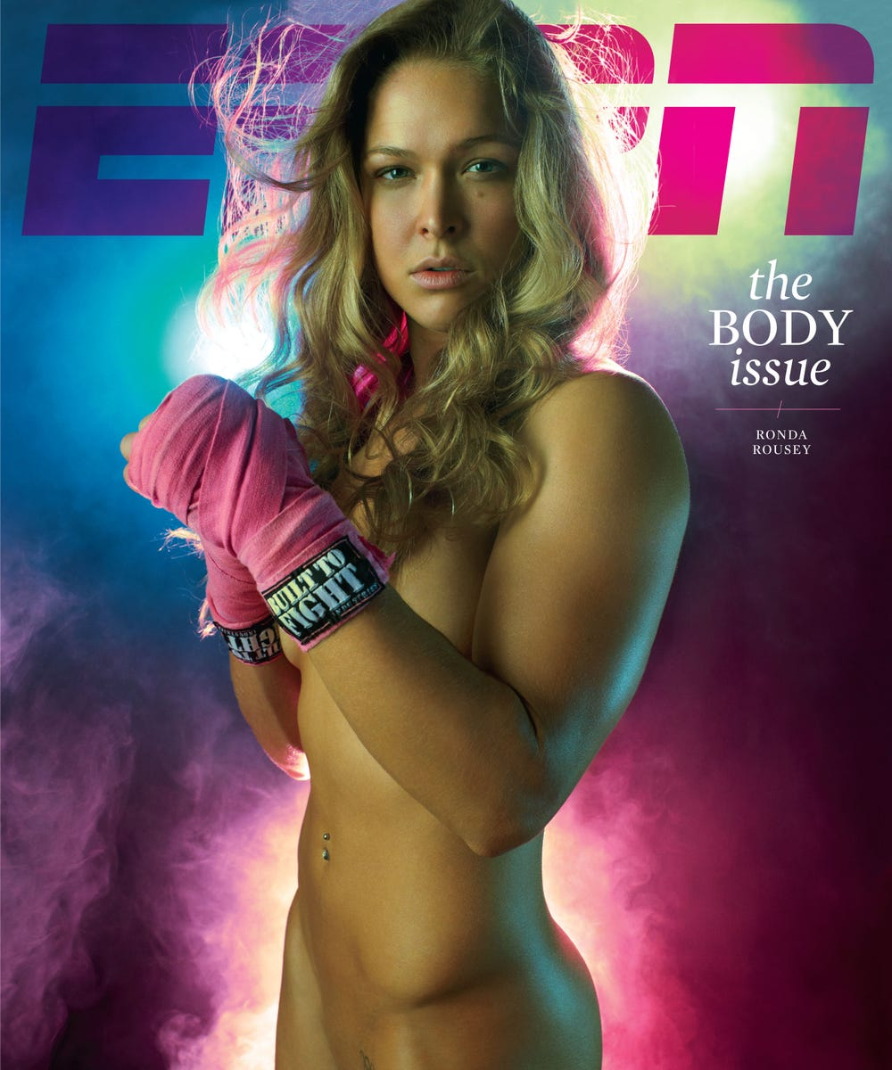 Did Ronda Rousey Make A Sex Tape photo 25