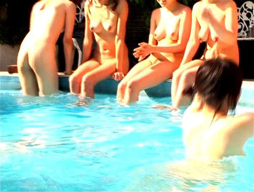 Naked Pool Party Photos photo 24