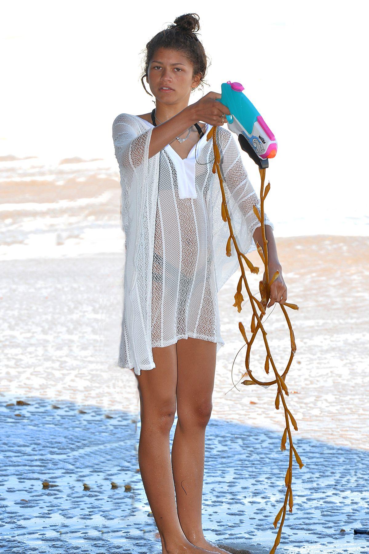 Zendaya Bikini Pics photo 19
