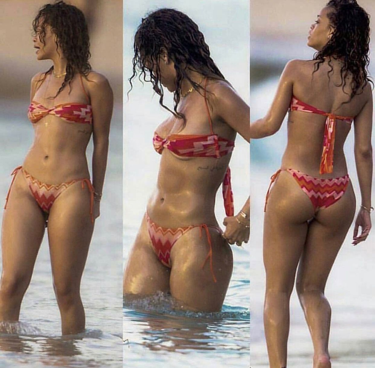 Beyonce Bikini Butt photo 9